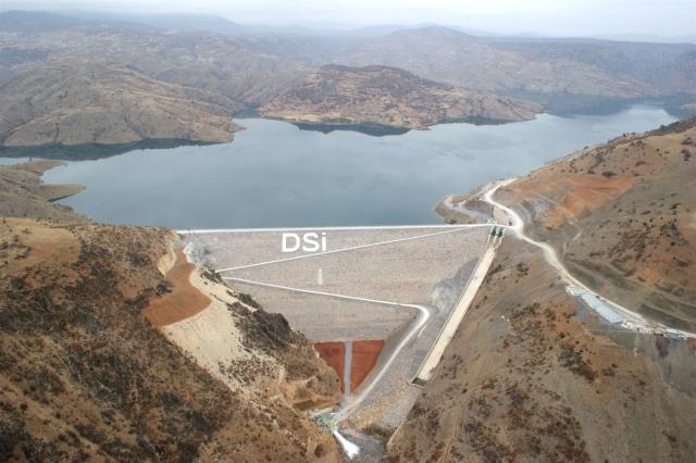Bağbaşı Barajı Konya