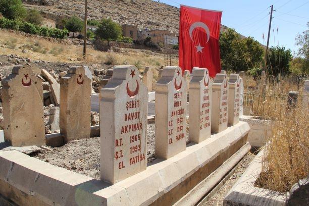 PKK'nın katlettiği 26 kişi anıldı