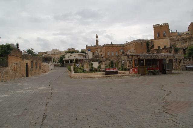 Midyat Tarihi Cadde Ve Sokakları