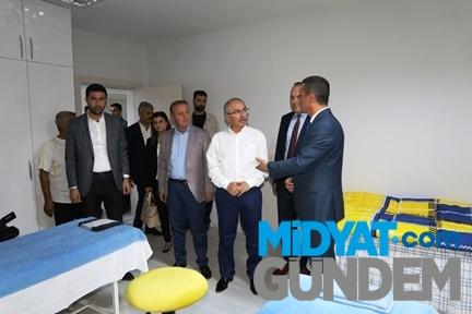 Büyükşehir Belediyespor Sosyal Tesisleri Açılışı Gerçekleştirildi