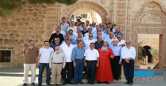 İTO mensubu 70 İş Adamı Midyat'ta Geldi