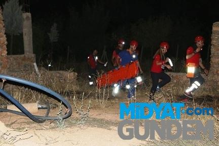 Mardin Umke'den Gerçeği Aratmayan Tatbikat