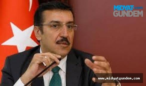 Bakan Tüfenkci, Esnafa Yeni Kredinin Detaylarını Anlattı