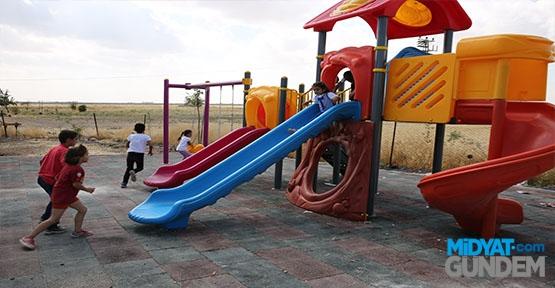 Belediye Mardin'e 180 park kazandırılacak