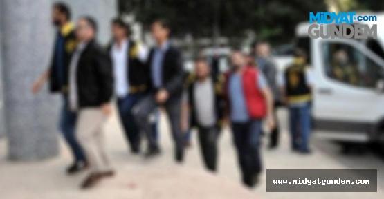 FETÖ soruşturmasında 17 kişi tutuklandı