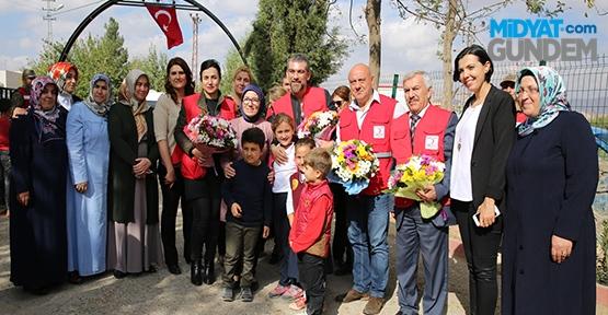 Türk Kızılay'ından Anlamlı Yardım