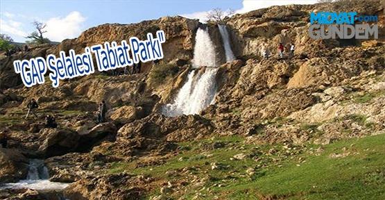 Derik, 223. Tabiat Parkı İlan Edildi
