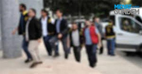 Mardin'de Çeşitli Suçlarla Aranan 23 Şüpheli Yakalandı
