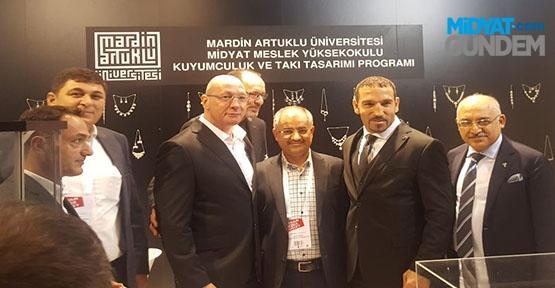 Türkiye Tasarım Haftası'na Artuklu Üniversitesi Damga Vurdu