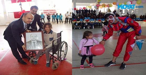 """Dargeçit'te """"3 Aralık Dünya Engelliler Günü"""" Etkinliği Düzenlendi"""