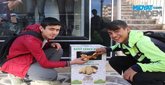 Ekmek İsrafını Önlemek İçin Kampanya Düzenlendi