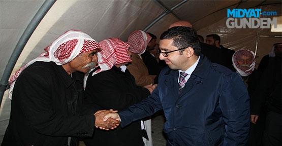 Iraklı Ezidi Sığınmacılar Batızmi Bayramını Kutladı