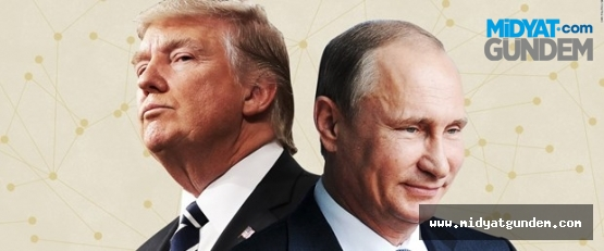 Trump'tan Rusya hamlesi