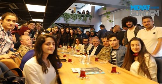 Öğrencilere 'Kişisel Gelişim Günleri' Etkinliği