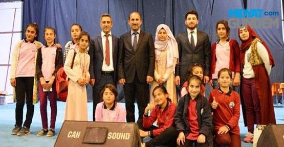 Ortaokullar Arazı 'Arapça' finali yapıldı