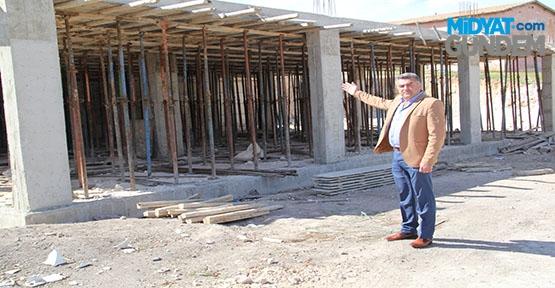 Seyitler Mahallesindeki Taziye Evi için yardım talebi