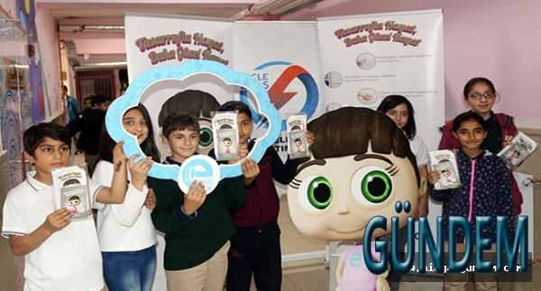Enerji Çocuk Naz Mardinli Çocuklarla