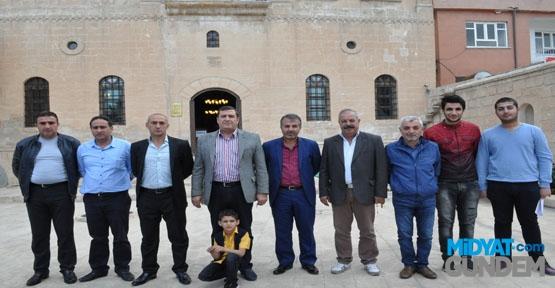Estel Midyat Anadolu Kardeşlik Derneği Açıldı