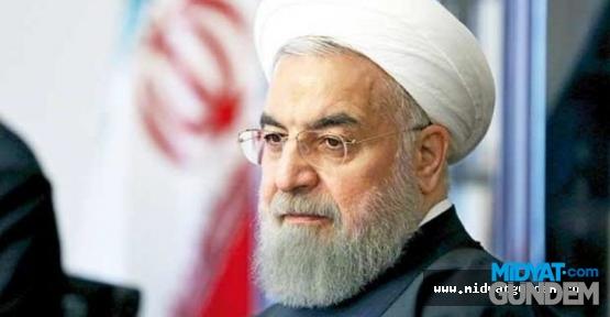 İran Cumhurbaşkanı Ruhani: ABD pişman olacak