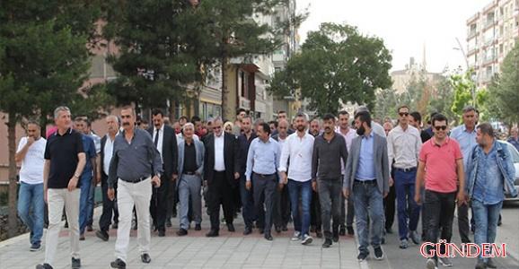 AK Parti'nin Midyat mitingi