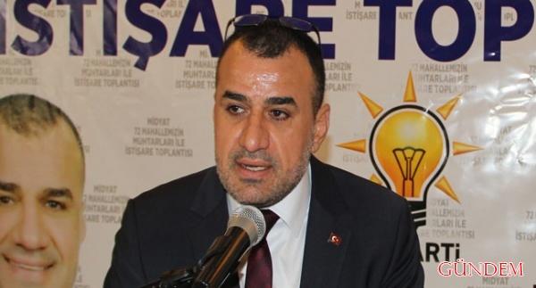 Milletvekili Aday Adayı Nasıroğlu Muhtarlarla Bir Araya Geldi