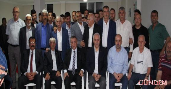 Milletvekili Adayı Şahin'den Gövde Gösterisi