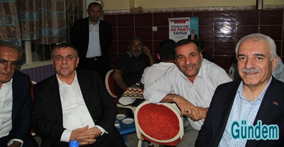 AK Parti Şenköy ve Gelinkaya SKM'nin Açılışı Yapıldı