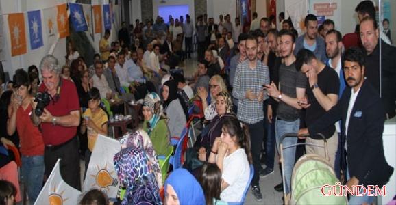 AK Partide Bir İlk Genç SKM Mardin'de Açıldı