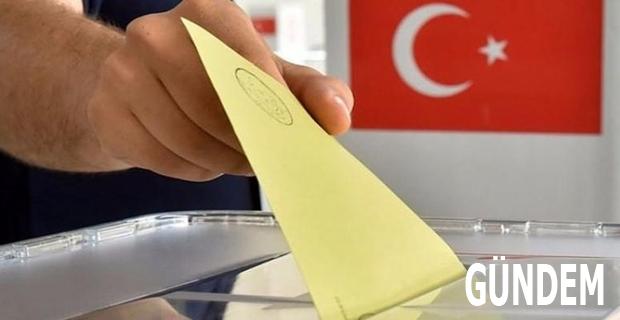 Mardin'de il ve ilçelerin oy dağılımları belli oldu