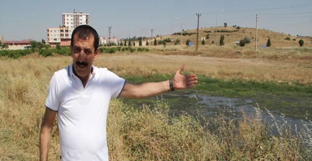 Midyat'ta Kanalizasyon yapısı SOS veriyor