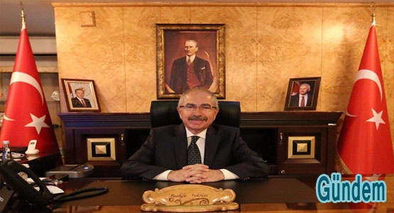Vali Mustafa Yaman'dan Ramazan Bayramı Mesajı