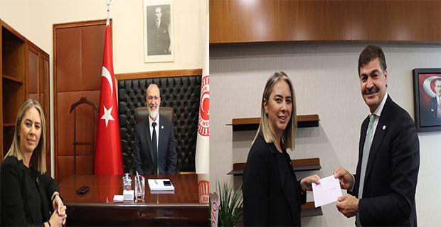İzmir Milletvekili Bölünmez'den Mardin Vekillerine Ziyaret