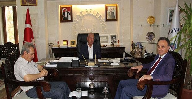DİKA Genel Sekreteri Altındağ, En fazla yatırım alan ilçemiz Midyat