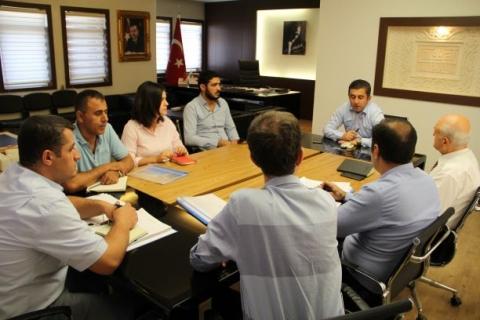 Dilenciler için koordinasyon toplantısı düzenlendi