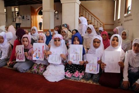 """MİGDER'in düzenlediği """"Bu Yaz Camideyim"""" etkinliği sona erdi"""