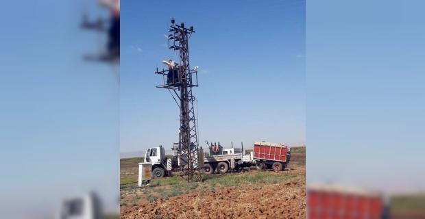 550 Kaçak Elektrik Trafosu Tespit Edildi
