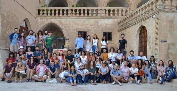 Ulusal Mimarlık Öğrencileri Mardin'de Buluştu