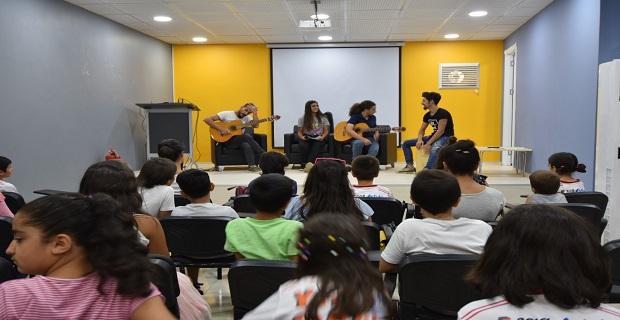 Yaz Okulları'na Kapanış Programı Düzenledi
