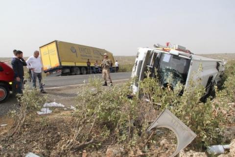 2 Kişinin Hayatını Kaybettiği Kazada Tır Şoförü Tutuklandı