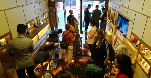 Bilgi Kültür ve Tanıtım Merkezi, şehrin tanıtımı sağlıyor