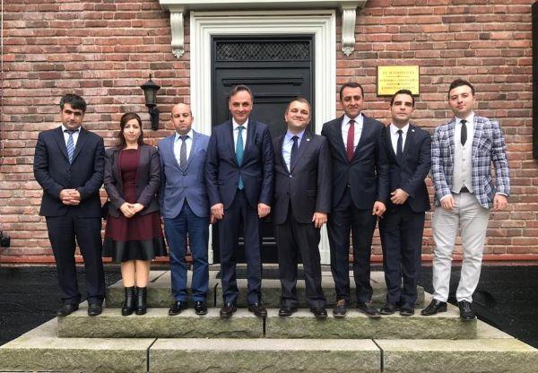 DİKA İsveç'te Gurbetçi İş Dünyasıyla Buluştu