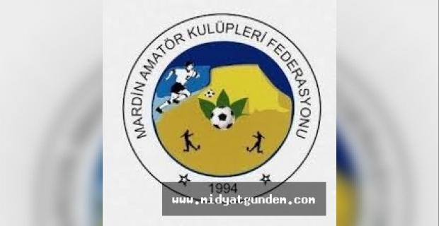 Mardin 2. Amatör Futbol Ligi 7. Hafta toplu sonuçlar ve Puan Durumu