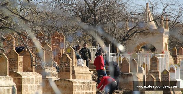 Alman hemşire katliamında adı geçen Ezidi Seyro Duran'ın mezarı açıldı, örnekler alındı