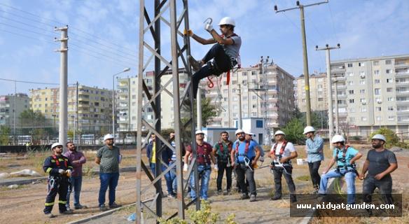 Dicle Elektrik'ten Personele İSG Eğitimi