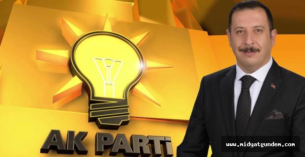 Mehmet Kaya,Artuklu Belediyesi için aday adayı oldu