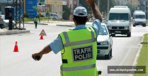 Mardin'de 32 Öğrenci Servisine Para Cezası Kesildi