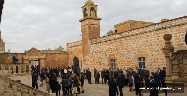 Midyatlı Süryaniler, Doğuş Bayramını Kutladı