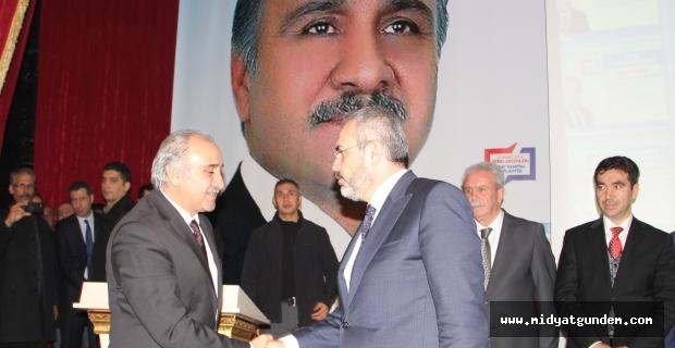 AK Parti Mardin Büyükşehir Belediye Başkanı adayı belli oldu!
