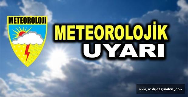 Hava Durumu Tahmini İçin Meteorolojik Uyarılar