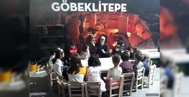 Mardin Müzesi 4 Günde 2 BinÇocuğa Ulaştı